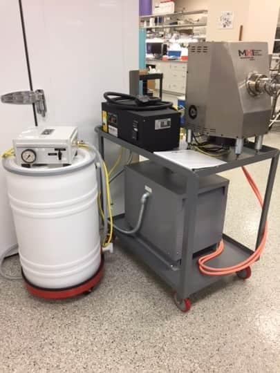MHI OAB-4-300 Superheated Steam Generator on Skid