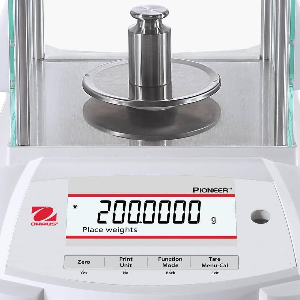 Ohaus PX124 Pioneer Analytical Balance (120g x 0.1mg) (NEW)