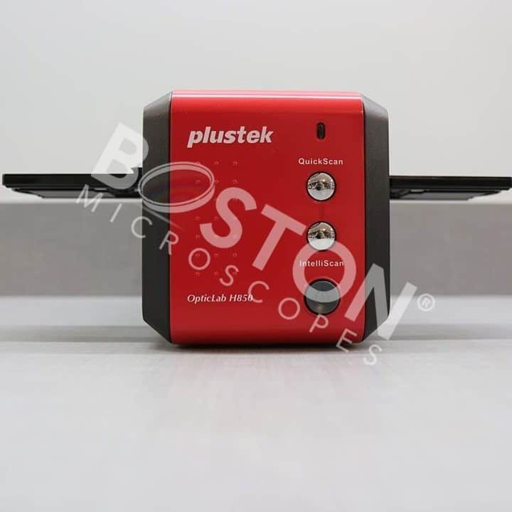 Plustek OpticLab H850 Slide Scanner