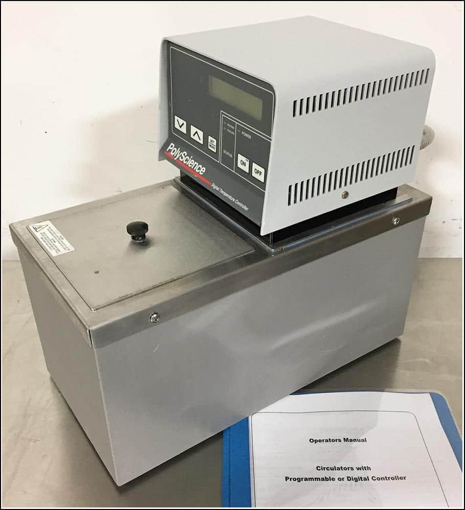 Polyscience Heating Circulator Water Bath 6L w WARRANTY