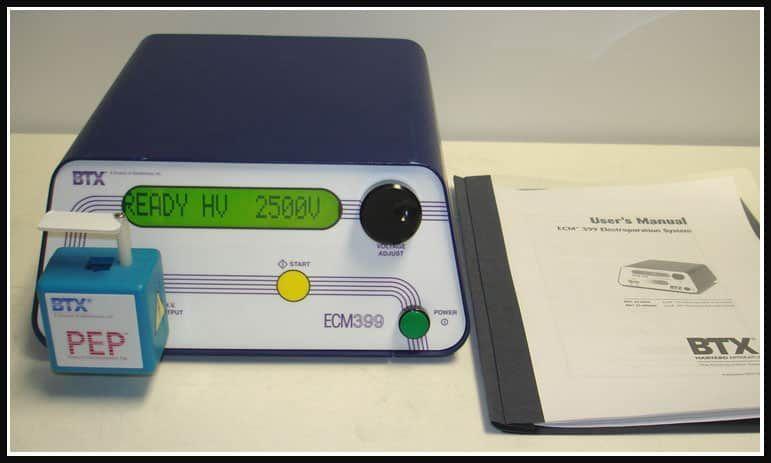 BTX ECM 399 Electroporator System w WARRANTY