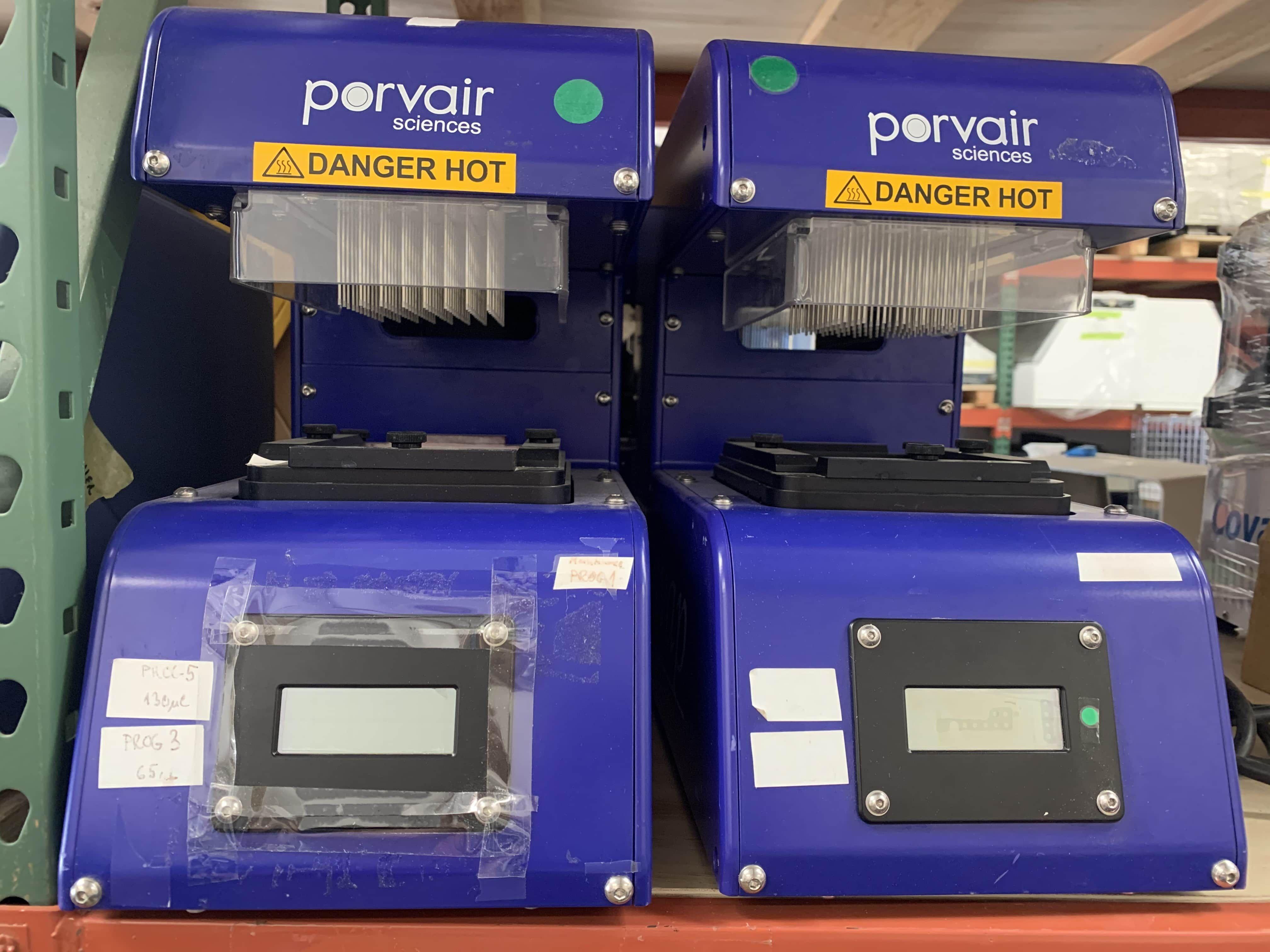 Porvair Sciences Evaporators Model Ultravap with Warranty