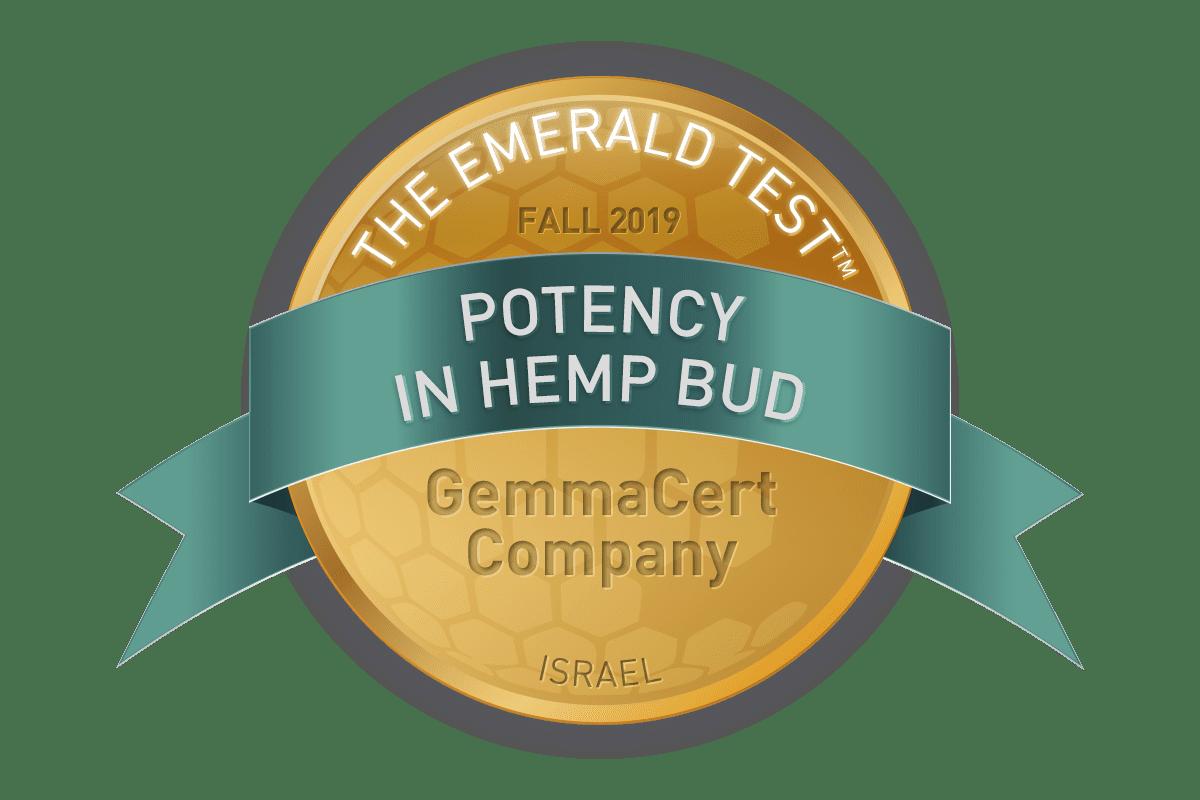 GemmaCert: Smart Cannabis & Hemp Potency Analyzer