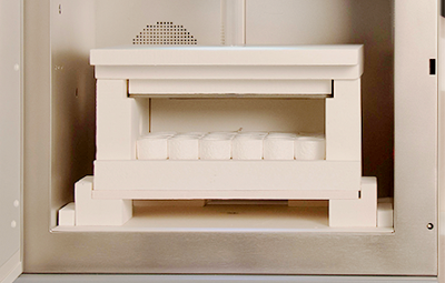 Milestone PYRO: Microwave Muffle Furnace Ashing System