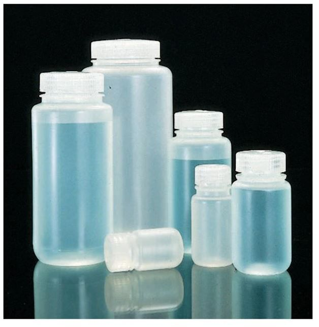 Thermo Scientific Nalgene™ Wide-Mouth Lab Quality PPCO Bottles with Closure