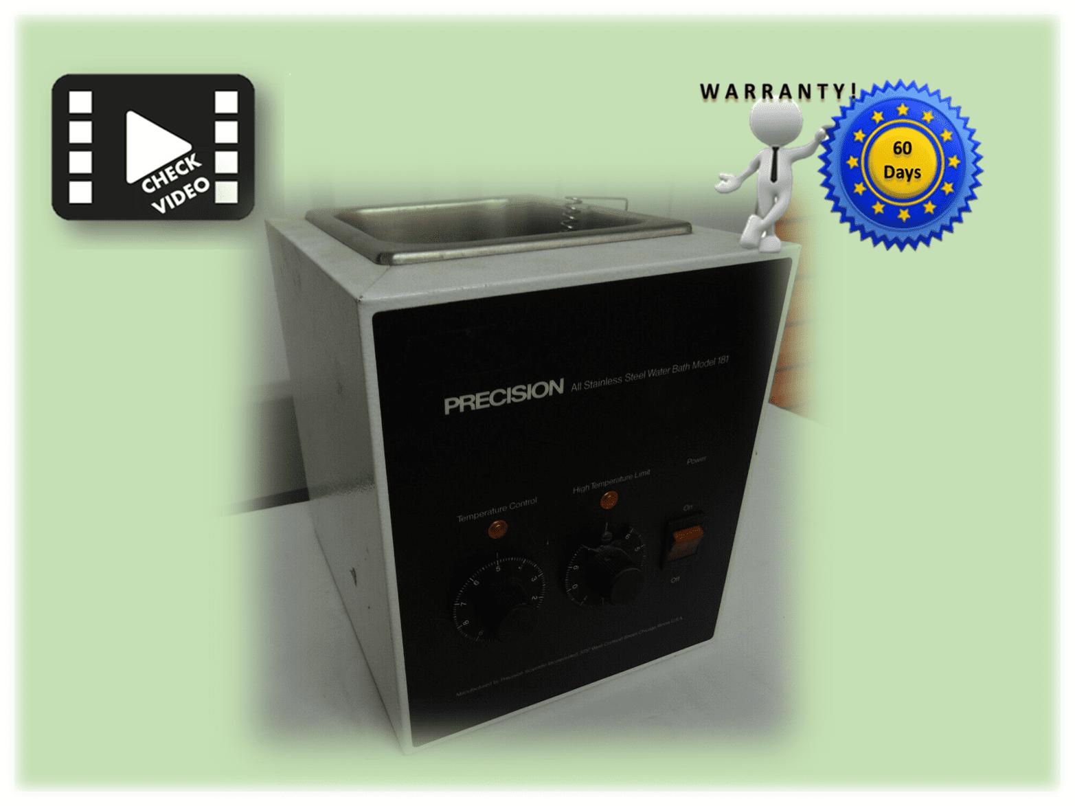Precision Scientific 66557 Model 181 Water Bath