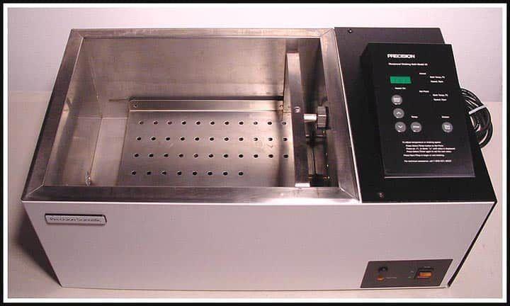 Precision Reciprocal Shaking Heated Waterbath 25 w WARRANTY