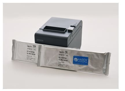 Hardy Diagnostics Thermo Printer, for Wizard™ CompactDry™ Reader