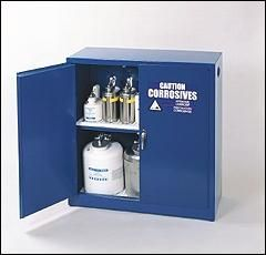 Eagle 45 gallon Acid/Base Storage Cabinet with Manual Close Doors – Government Lab Enterprises