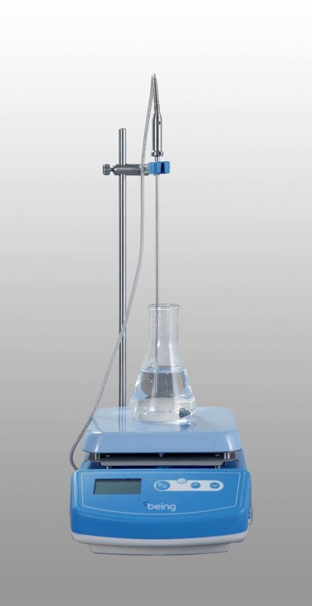 BMS-09A5 Hot Plate Stirrer  with External Temp. Sample Probe