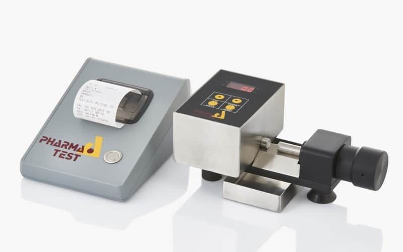 Pharmatest PTB-M  Portable, Battery Operated, Cost Effective Tablet Hardness Tester