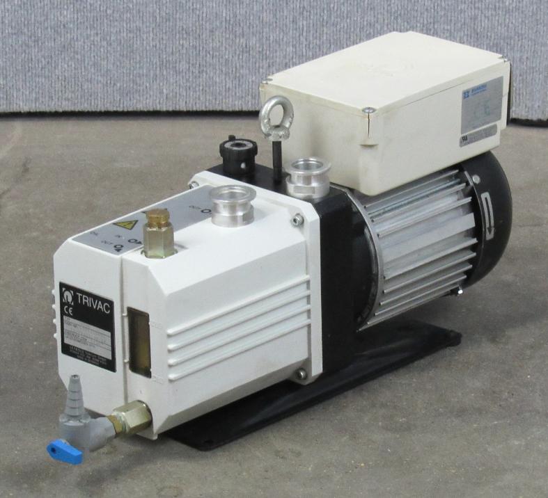 Leybold D10E Trivac Vacuum Pump