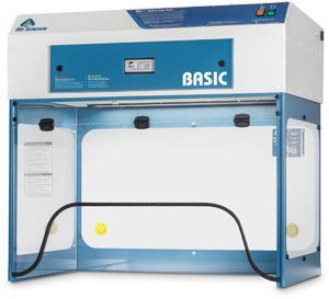 Air Science Introduces Improved Purair® Basic Ductless Fume Hood