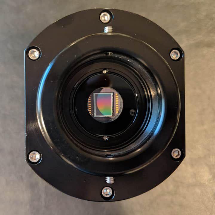 Q Imaging QIClick 1.4MP Monochrome CCD Microscope Camera