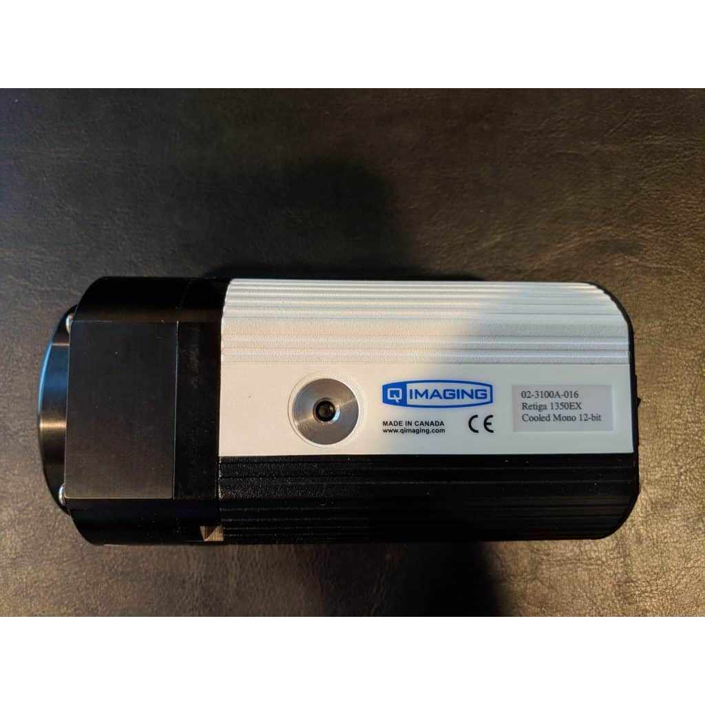 Q Imaging Retiga 1350EX 1.4MP Monochrome CCD
