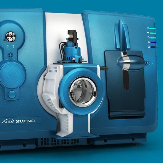 SCIEX 6500 Series LC/MS