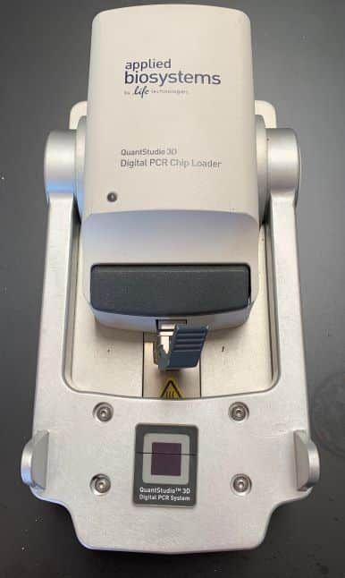 QuantStudio 3D qPCR - Certified with Warranty