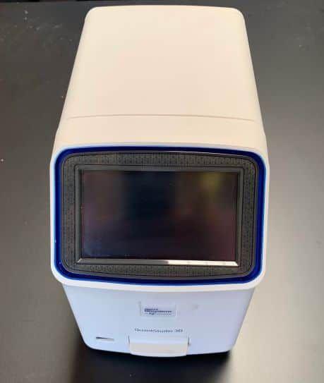 Quantstudio 3d Qpcr Certified With Warranty For Sale Labx Ad 10673448