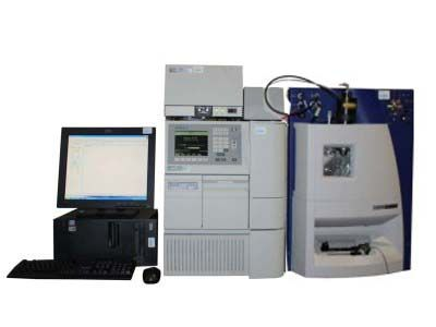 Waters Quattro Micro LC-MS-MS System with Waters Alliance