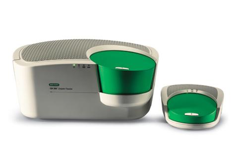 BIO-RAD QX200 DROPLET DIGITAL PCR (ddPCR) SYSTEM