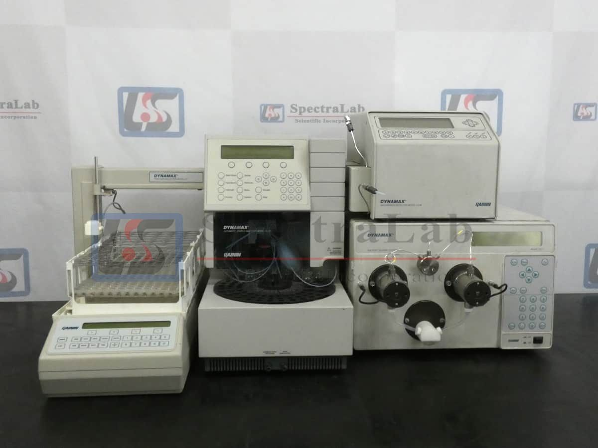Rainin Dynamax Prep HPLC System with SD-1 Pump
