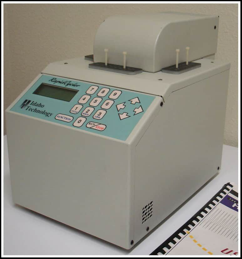 Idaho RapidCycler Capillary Thermal Cycler w WARRANTY