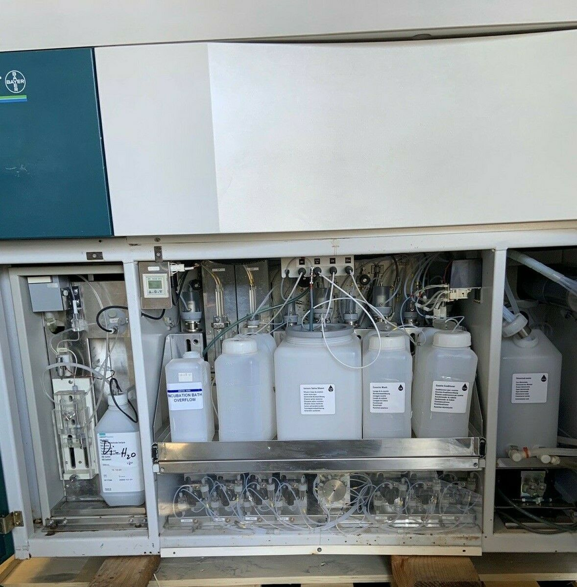 Bayer Advia 1650 Chemistry Analyzer Siemens
