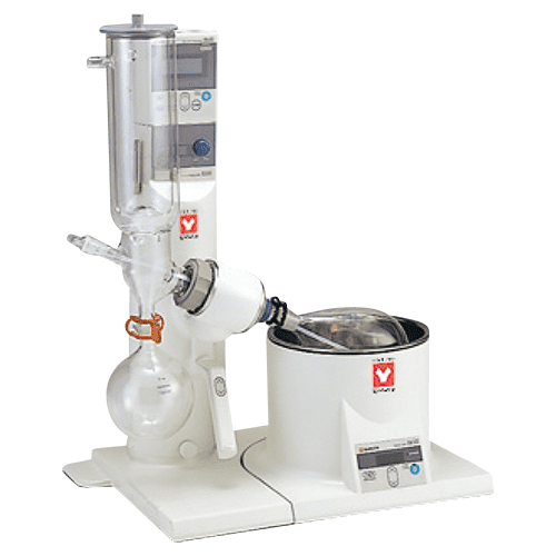 Yamato RE601 & RE801 Highly Functional & Programmable Rotary Evaporator Series