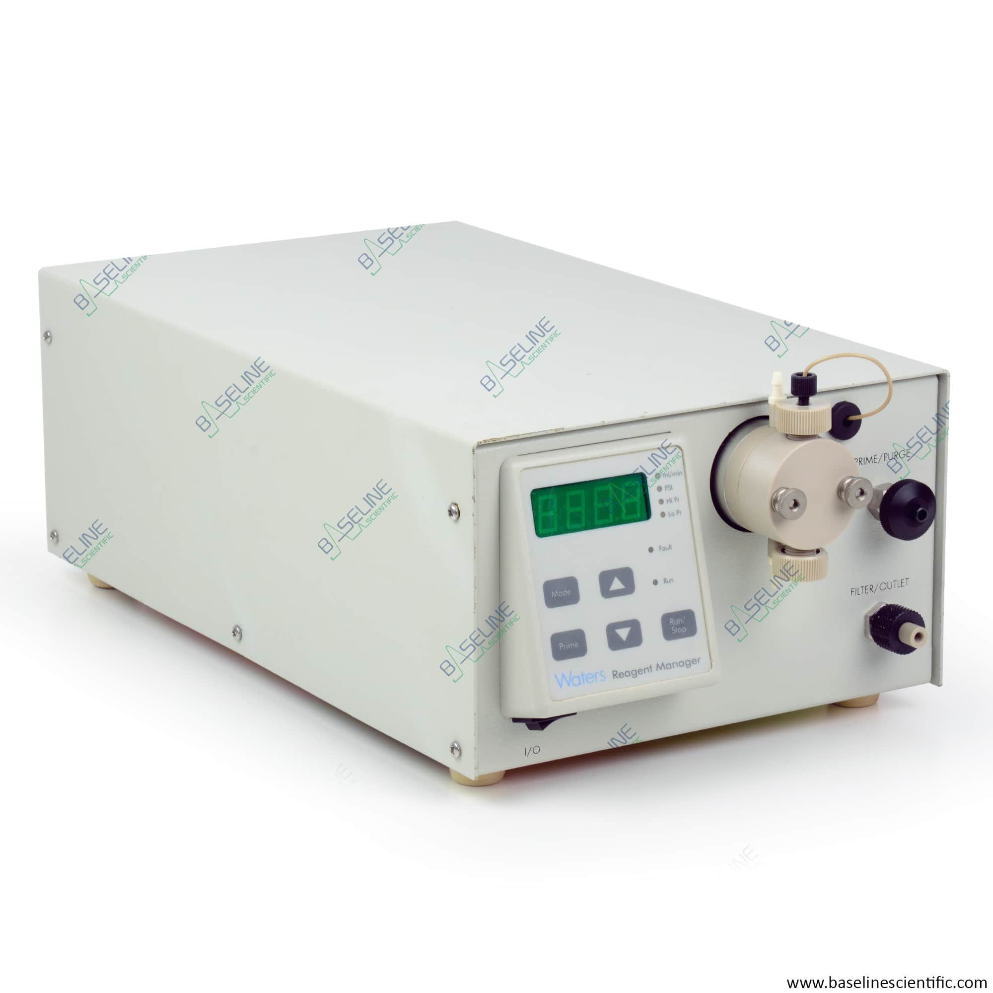 Refurbished Waters Reagent Manager with One Year Warranty