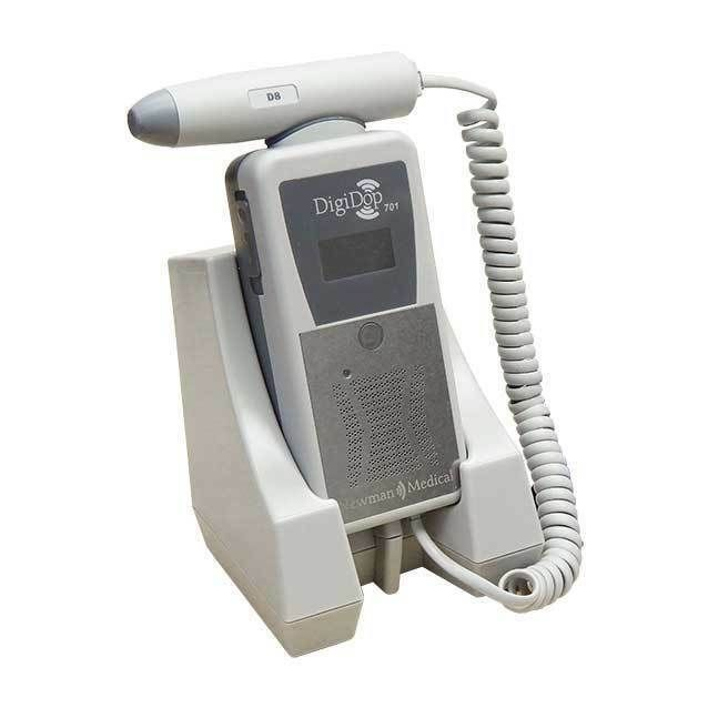 Newman DigiDop Vascular Doppler W/ Pulse Rate SKU: DD-770/DD-770R