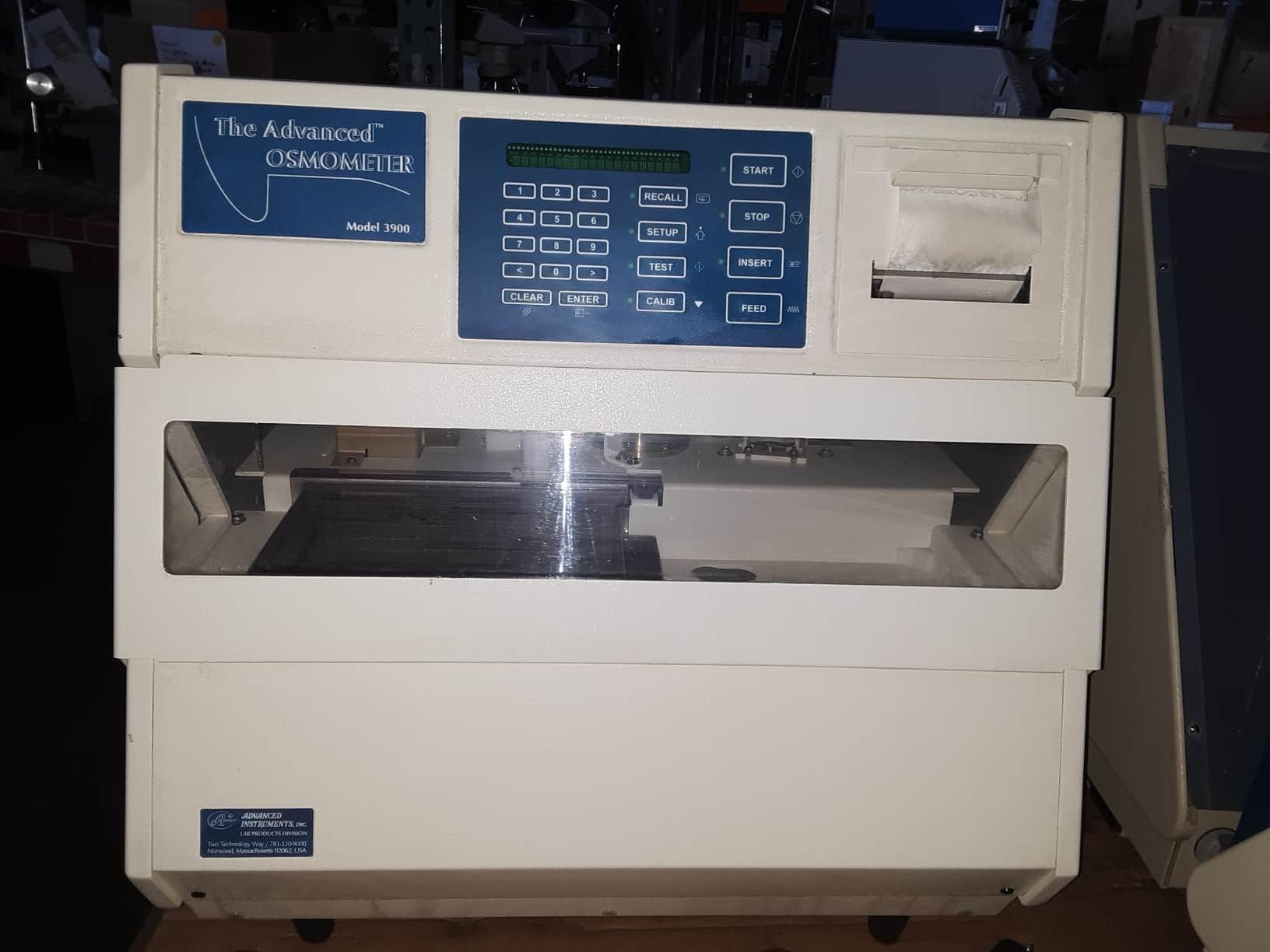 Advanced Instruments 3900 multi sample osmometer