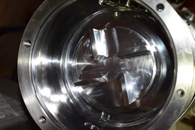 Ross HSM-425 In-Line High Shear Mixer-Emulsifier System with 100 Gallon Reactor