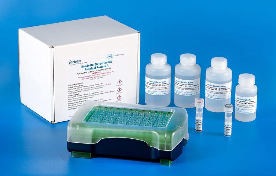 Ready BLI Detection Kit – Residual Protein A