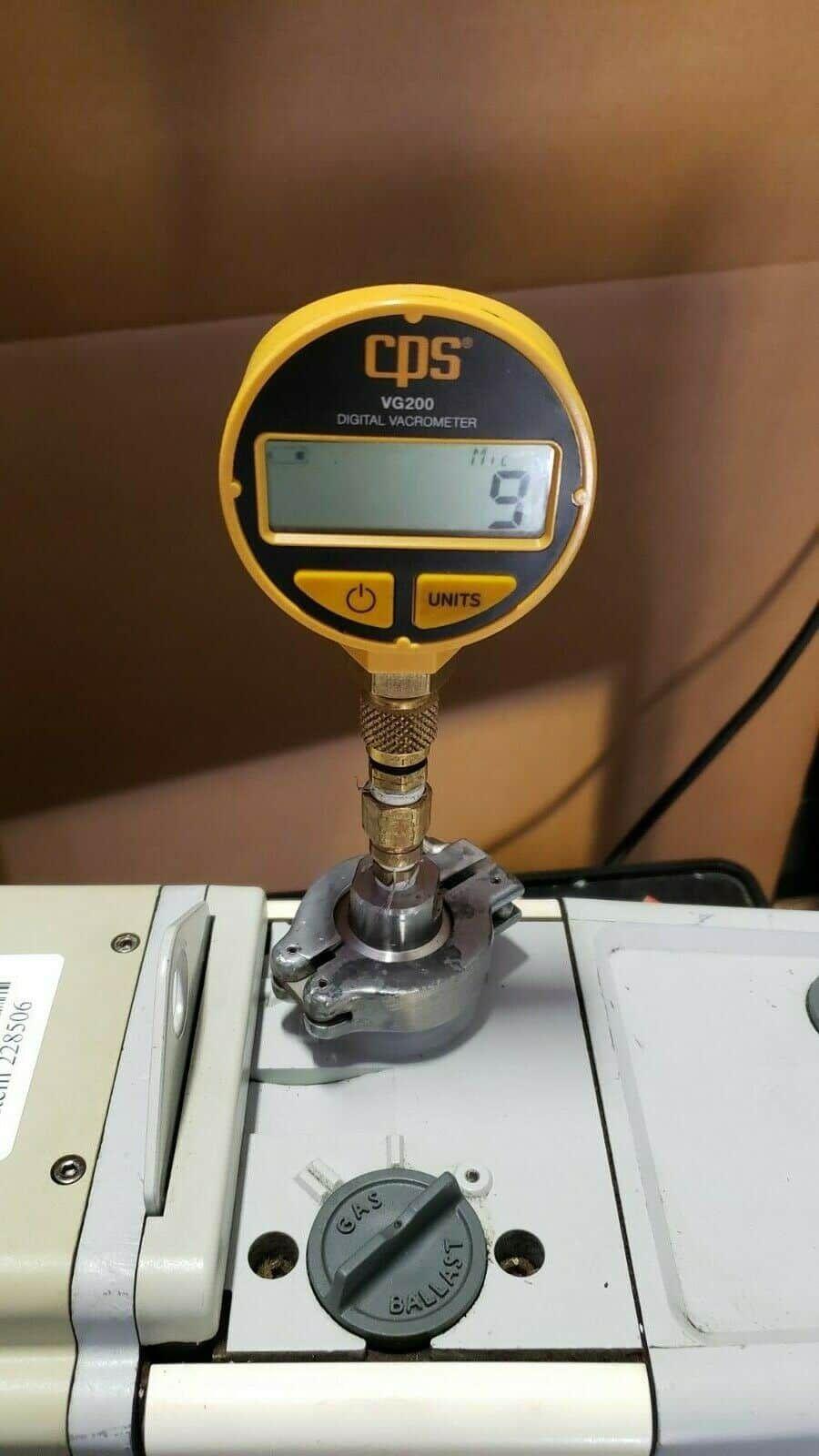 [TESTED] Edwards RV12 RV 12 Dual Stage Rotary Vane Vacuum Pump
