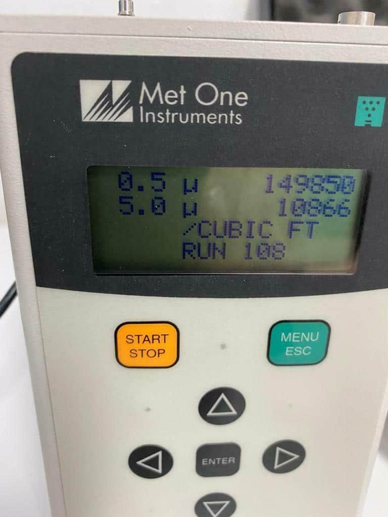 Met One GT-521 Particle Counter