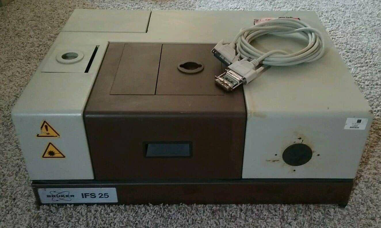 Bruker IFS 25 FTIR Infrared spectrometer spectrophotometer