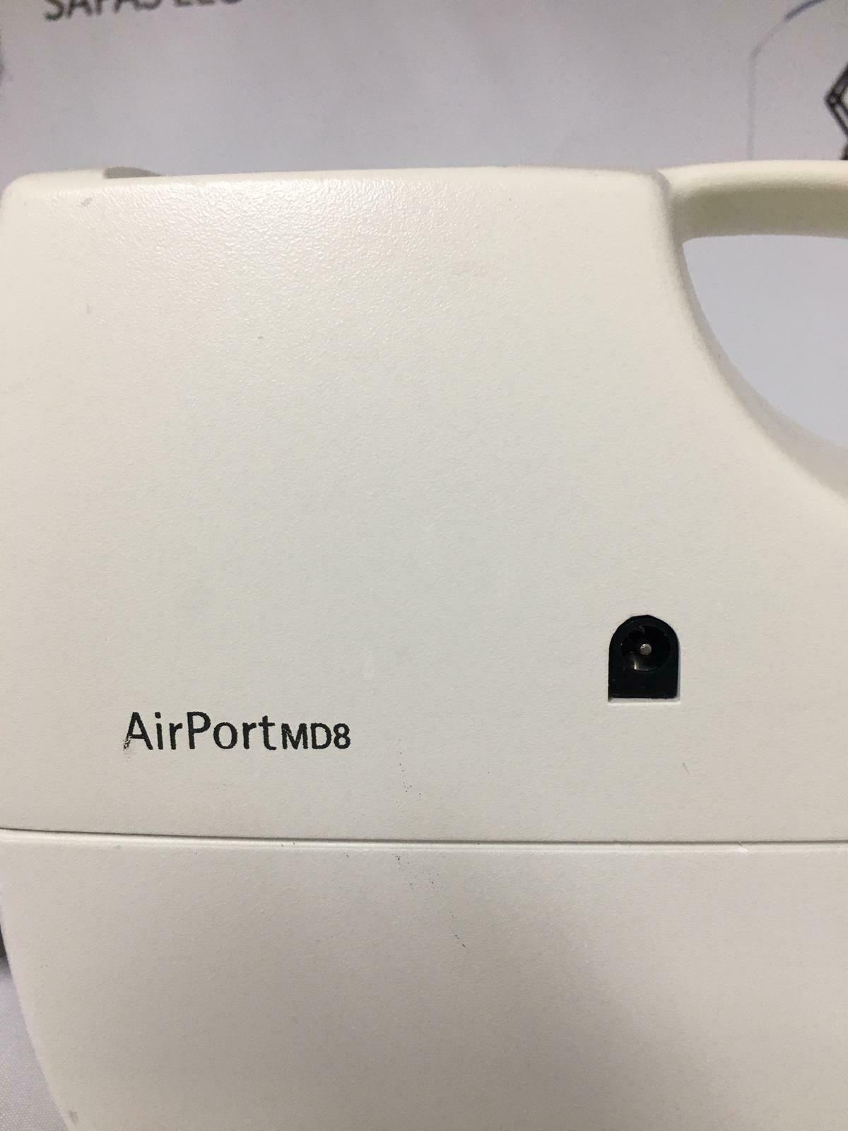 Sartorius Stedim AirPort MD8 portable Air Sampler