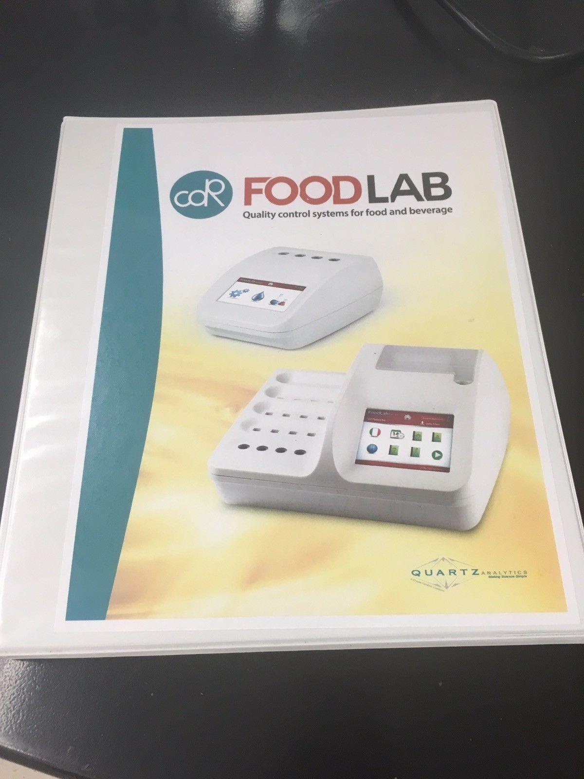 CDR FoodLab Junior