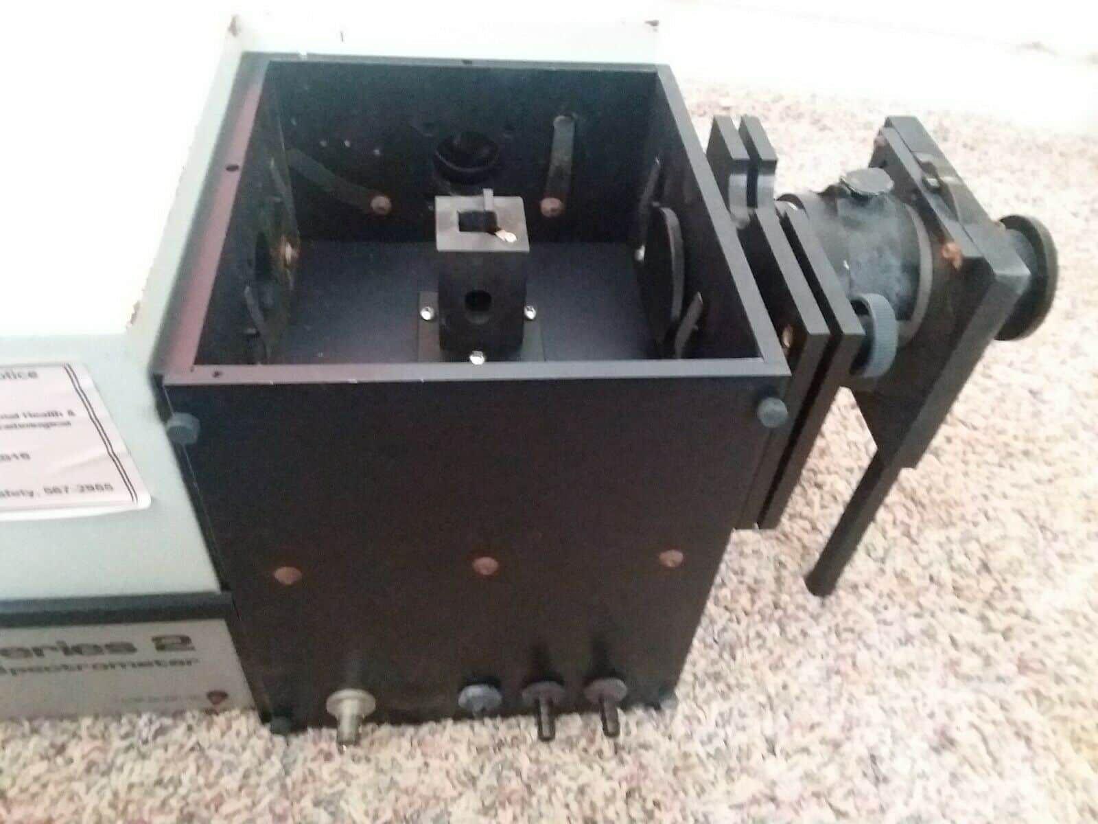SLM AMINCO BOWMAN SERIES 2 Spectrometer LUMINESCENCE