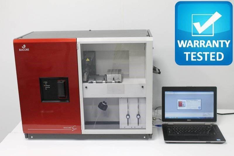 GE Biacore C SPR Surface Plasmon Resonance Analyzer Pred BR110055