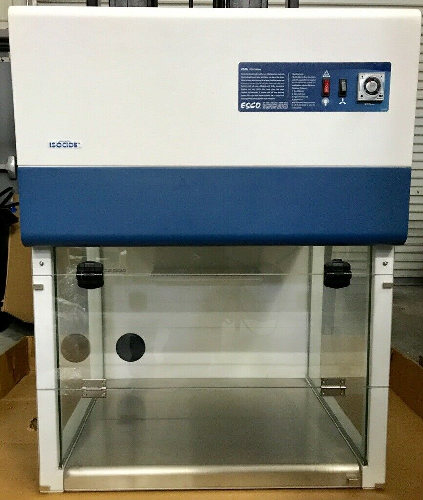 ESCO SCR-2A2 PCR Clean Bench Laminar Flow Device 2013, Fully Tested
