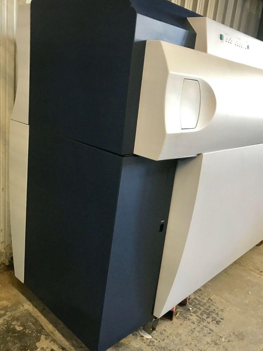 Bruker Daltronics Ultraflex TOF Mass Spectrometer