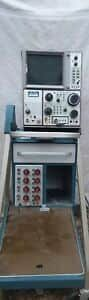 Tektronix 7603 Mobile Oscilloscope Scope- 3a74 four trace