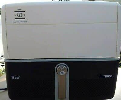 Illumina ECO 10 10 180 Cycler.