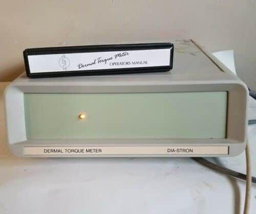 Dia - Stron Dermal Torque Meter with probe