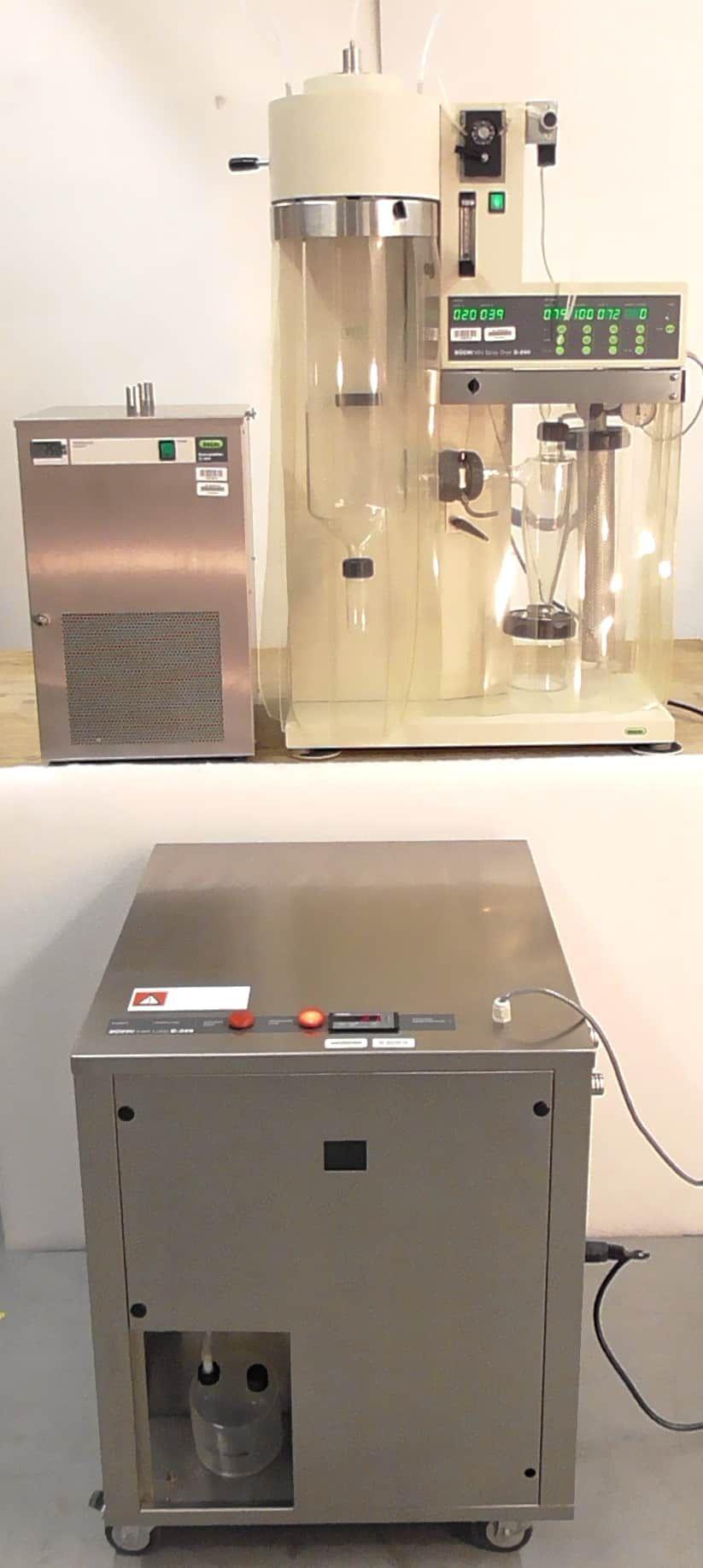 Buchi B290 Mini Spray Dryer