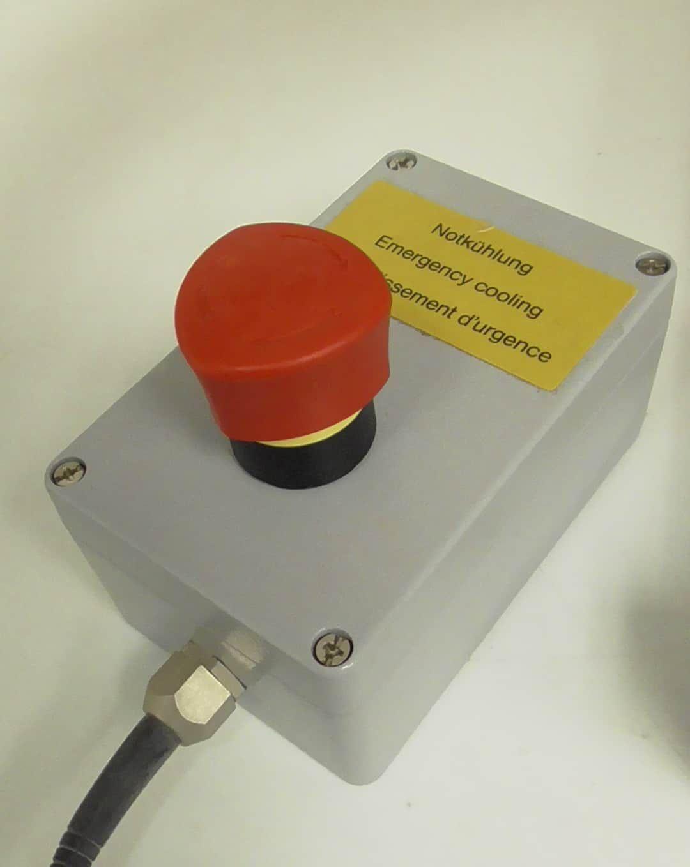 Mettler Toledo Optimax 1001 Thermostat