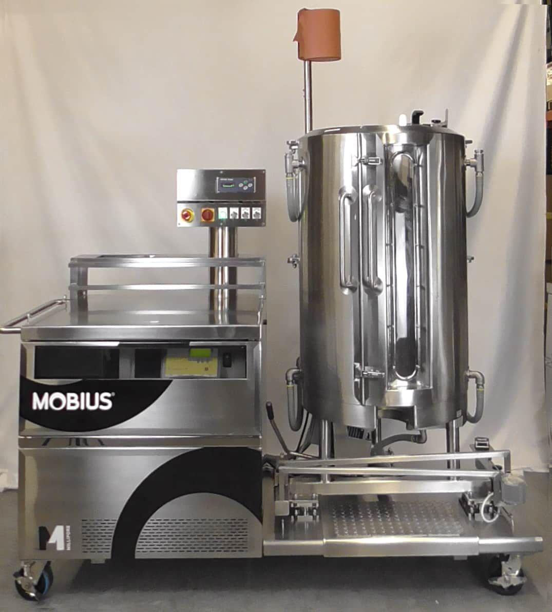 Millipore Mobius 200 Liter Bioreactor