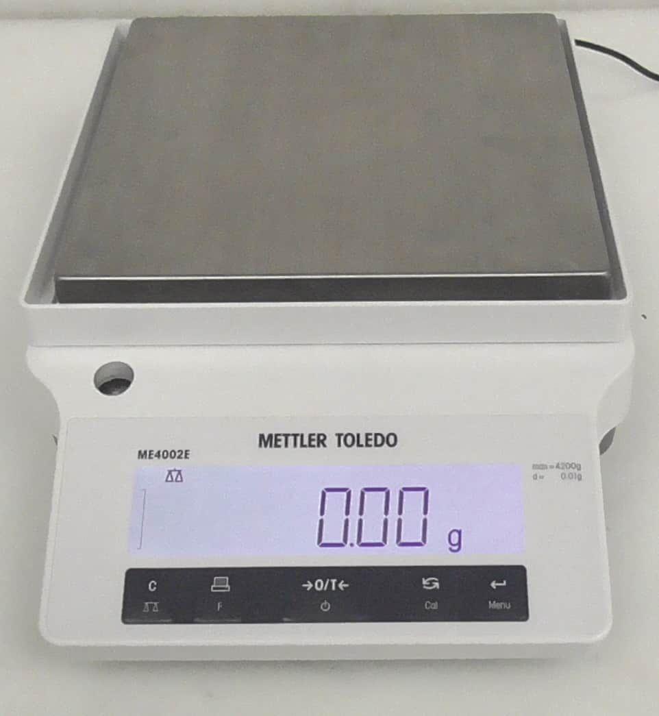 Mettler Toledo ME-4002E Balance