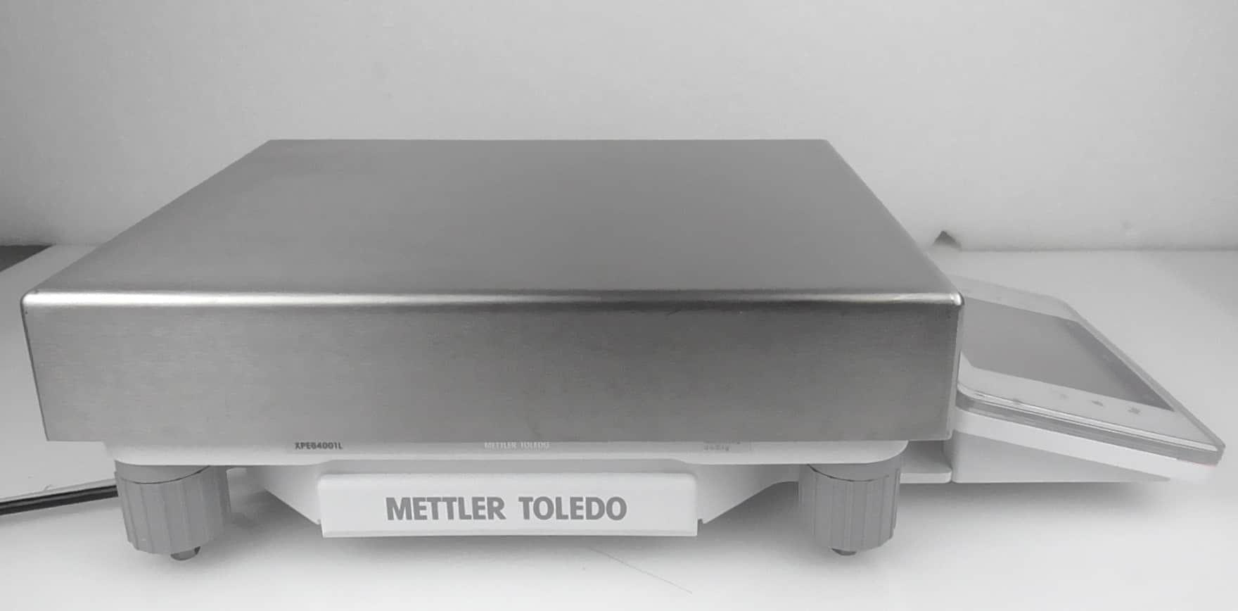 Mettler Toledo XPE64001L Balance